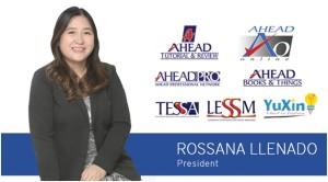 President Rossana Llenado
